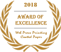 Southwest Offset Printing Excellence Award