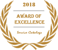Southwest Offset Printing Award of Excellence Award