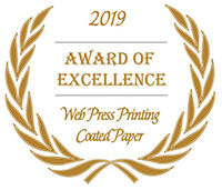 Southwest Offset Printing Award of Excellence